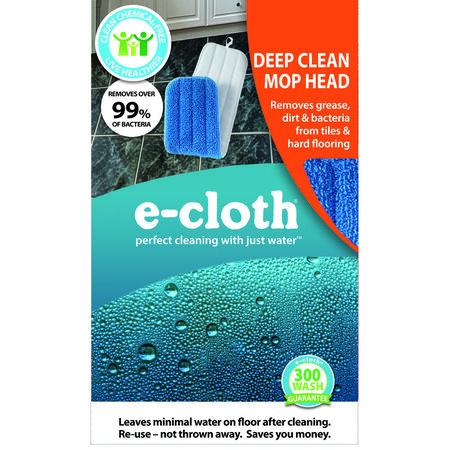 E-Cloth Damp 5-1/4 x 17-1/2 Mop Refill
