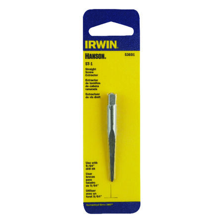 Irwin Hanson ST-1 Straight Screw Extractor