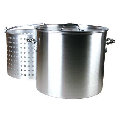 FDL Aluminum Boiling Pot 160 qt.