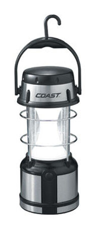 Coast 0 LED Plastic Lantern D Gray