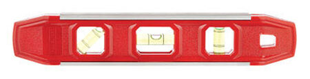 Craftsman Plastic Torpedo Level 9 in. L