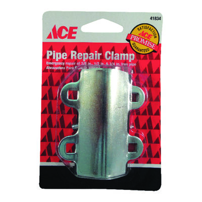 Ace 1/2 in. Dia. Steel Pipe Repair Clamp