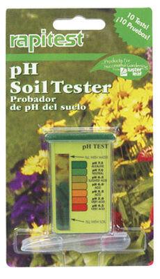 Rapitest PH Soil Meter 10 pk