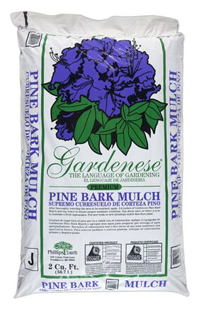 Gardenese Pine Bark Mulch 2 cu. ft.