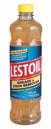 Lestoil Grease and Stain Remover Bottle 28 oz.