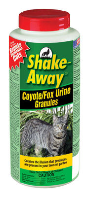 Shake-Away For Domestic Cats Animal Repellent Granules 28.5 oz.