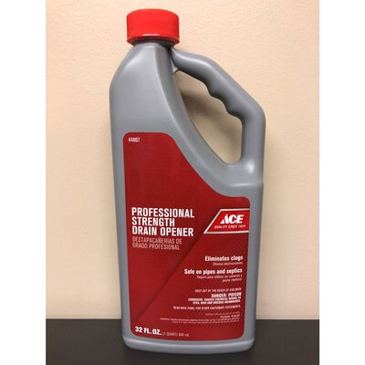 Ace Liquid Drain Cleaner 32 oz.