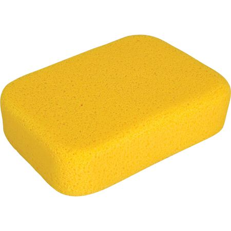 QEP Heavy Duty Sponge 7-1/2 in. L 6 pk