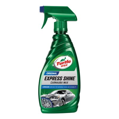 Turtle Wax Express Shine Liquid Automobile Wax 16 oz. For Shine And Protection Of A Conventional