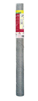 Garden Zone 36 in. W x 5 ft. L Steel Hardware Cloth 1/4 in.