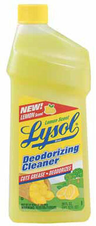Lysol Clean and Fresh 40 oz. Lemon & Sunflower Scent Multi-Surface Cleaner