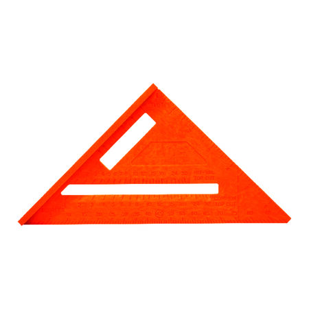 Ace Plastic Rafter Angle Square 7 in. L