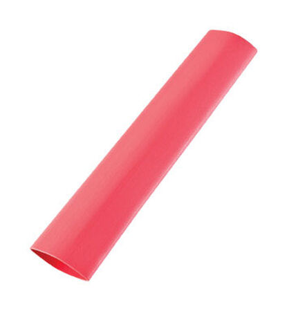 GB 3/8 in. Dia. Red Heat Shrink Tubing 3