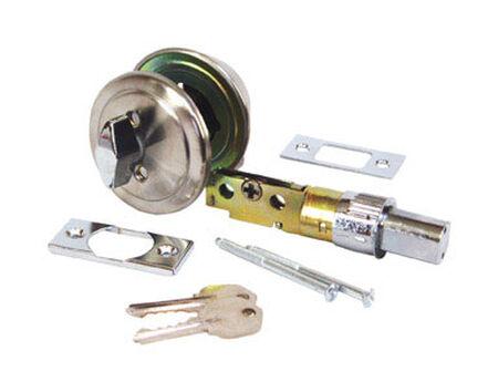 US Hardware RV Dead Bolt Lock 1 pk