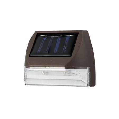 Living Accents Bronze Solar Powered LED Stair Light 1 pk
