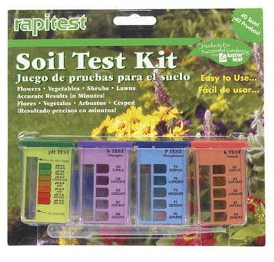 Rapitest Soil Tester 40 pk