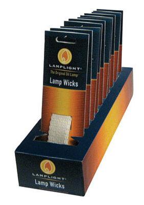 Lamplight Lamp Wick Flat Wick 3/4 in. 8 in.