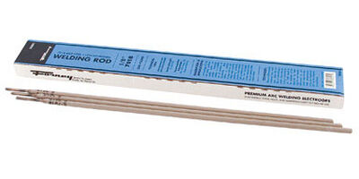 Forney 1/8 in. Dia. x 15.2 in. L Mild Steel Welding Rods AC/DC For Low Hydrogen