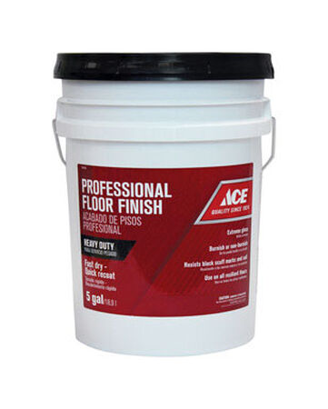 Ace Floor Finish High Gloss 5 gal.