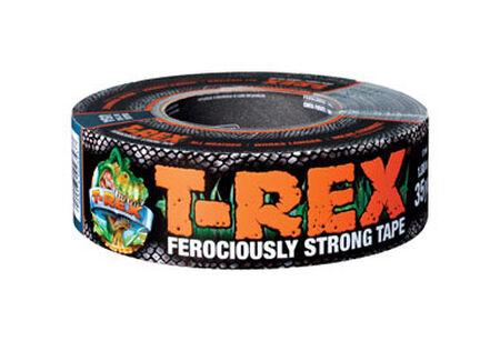 T-Rex Duct Tape 1.88 in. W x 35 yd. L Black