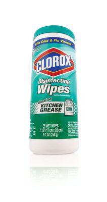 Clorox 35 pk Fresh Scent Disinfecting Wipes