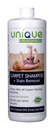 Unique Natural Products Carpet Shampoo Liquid 1