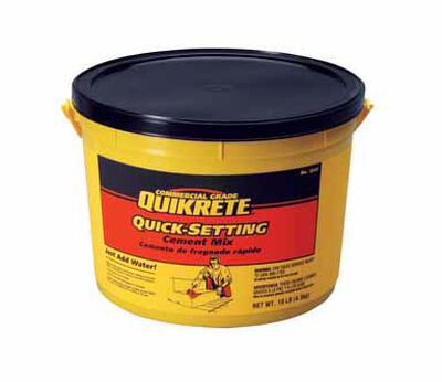 10# QUICK-SETTING CEMENT