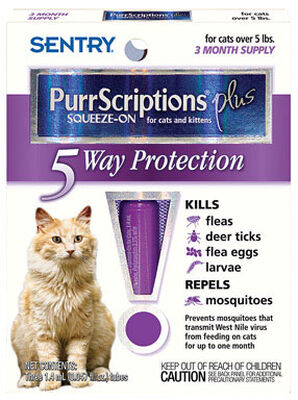 Sentry Prescriptions Plus Flea Treatment