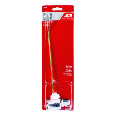 Ace Tank Lever 9 in. L Chrome