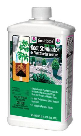 Ferti-Lome Root Stimulator Fertilizer For Newly Planted Flowers 32 oz.