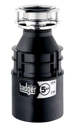 InSinkErator Garbage Disposal 3/4 hp Black