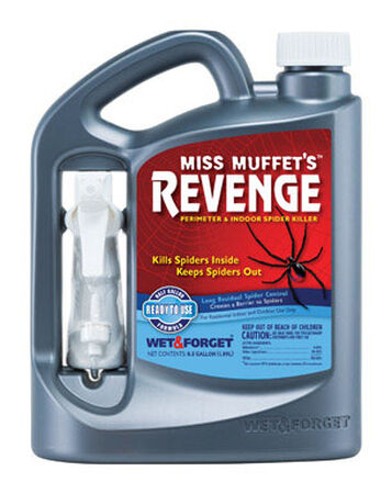 Wet & Forget Miss Muffet's Revenge Insect Killer For Spiders 64 oz.