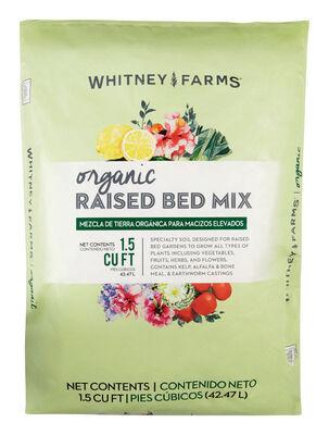 Whitney Farms Raised Bed Soil