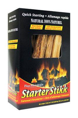 Pine Mountain Starter Stikk Wood Fire Starter 1.5 lb.