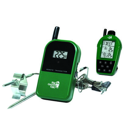 Temperature Gauge Dual-Probe Wireless Thermometer