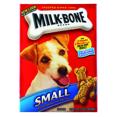 Milk Bone Small Adult Dog Treats Original Flavor 24 oz.