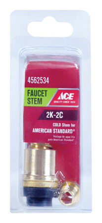 Ace Low Lead Cold 2K-2C Faucet Stem For American Standard