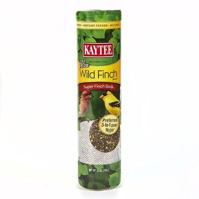 Kaytee Ultra Finch Niger Seed 25 oz. Sock Bird Feeder with Seed