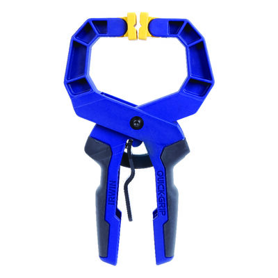 Irwin Quick-Grip Heavy-Duty Resin Locking Handi-Clamp 2 in. D