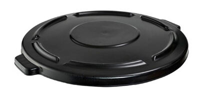 Rubbermaid BRUTE 44 gal. Plastic Garbage Can Lid