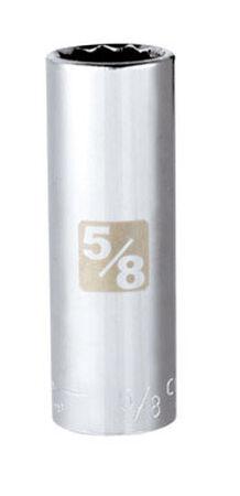 Craftsman 5/8 Alloy Steel 3/8 in. Drive in. drive Deep Socket