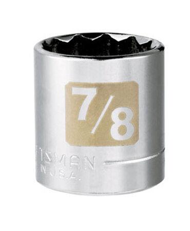 Craftsman 7/8 Alloy Steel 3/8 in. Drive in. drive Standard Socket