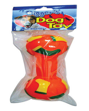 Digger's For Dog Dumbell Dumb Bell Sports Dog Toy