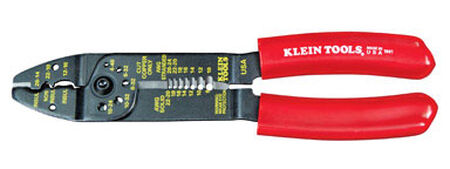 Klein Tools 8-1/2 in. L Multi-Purpose Electrician's Tool