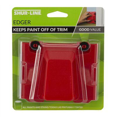Shur-Line Paint Edger 5 in. L x 3 in. W Plastic