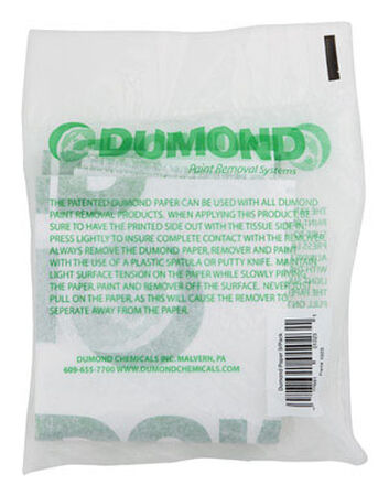 Dumond Paint Remover 3 pk