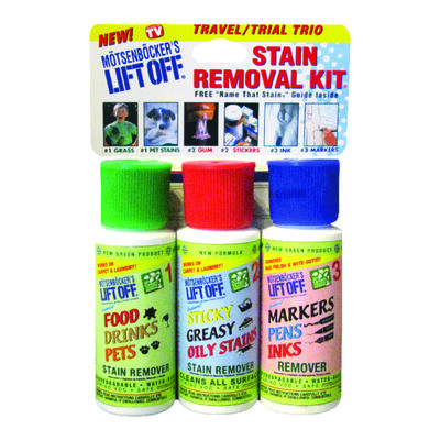 Motsenbocker's Lift Off 2 oz. Stain Removal Kit