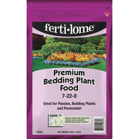 Ferti-lome 4 Lb. 7-22-8 Premium Bedding Dry Plant Food