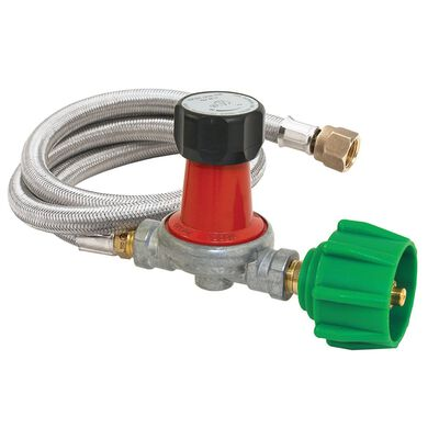 Bayou Classic Hose Assembly and Regulator