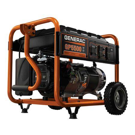 Generac 5500 watts Portable Generator